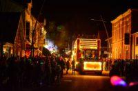 Verlichte Halfvasten Optocht Groesbeek - 2017