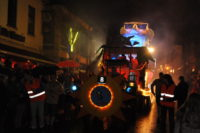Verlichte Halfvasten Optocht Groesbeek - 2012